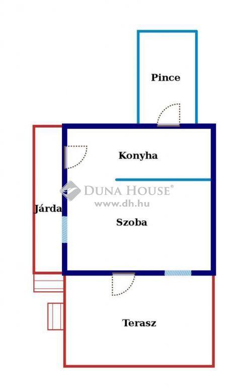 Eladó Ház, Baranya megye, Keszü