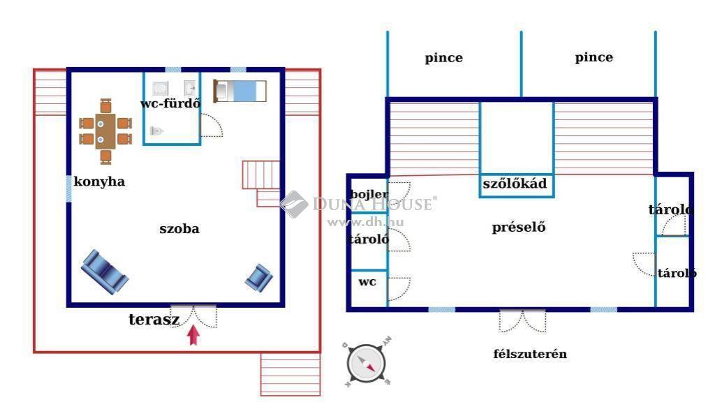 Eladó Ház, Fejér megye, Iszkaszentgyörgy - Kisiszkán