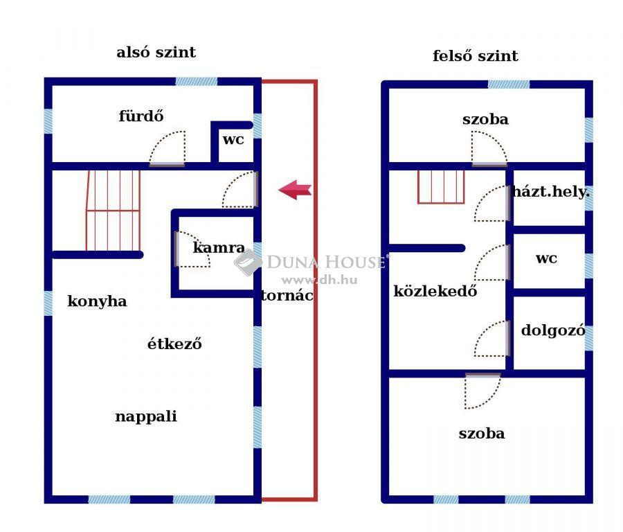 Eladó Ház, Baranya megye, Hosszúhetény