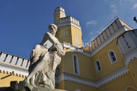 Eladó Ház, Veszprém megye, Balatonszepezd - Balatonszepezden csodás kastély nagy telekkel