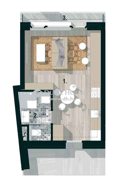 Eladó Lakás, Budapest - Kiváló lokáció, minőségi otthonok