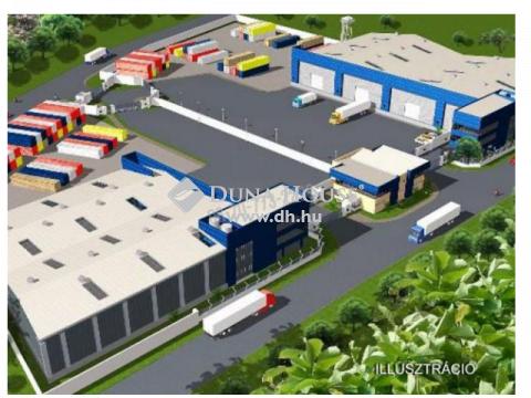 Eladó Ipari, Bács-Kiskun megye, Kecskemét - Eladó nagy ipartelep Kecskeméten