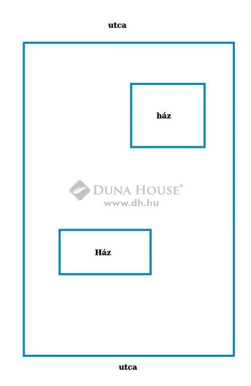 Eladó Ház, Budapest 18. kerület - 14 m-es utcafronttal, Újpéteritelepen felújitandó, bontandó házakkal