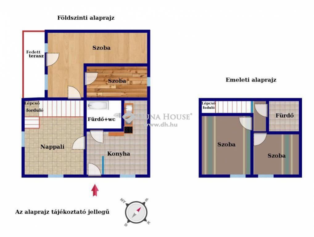 Eladó Ház, Komárom-Esztergom megye, Kecskéd