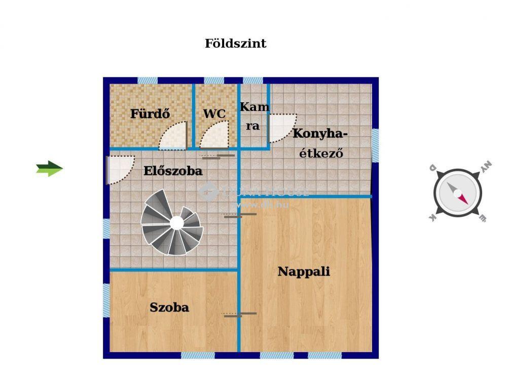 Eladó Ház, Budapest 12. kerület