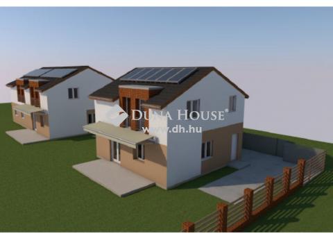 Eladó Ház, Fejér megye, Velence - Napelemes, új építésű ikerház Velence új lakónegyedében